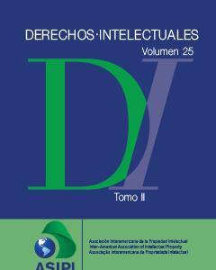 Derechos Intelectuales 25, tomo II