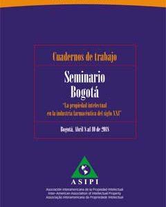 Cuadernos de trabajo Seminario Bogotá 2018