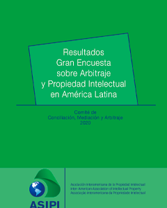 Results of the great survey on Arbitration and Intellectual Property in Latin America