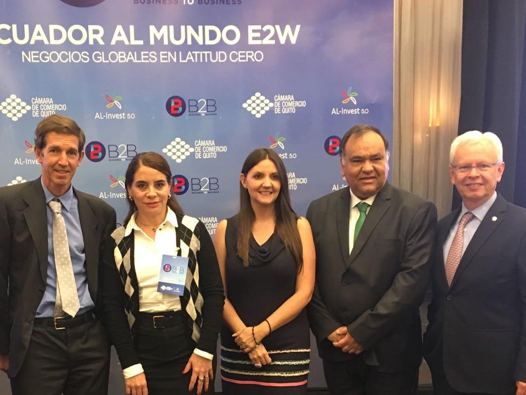 Business Rounds B2B Ecuador