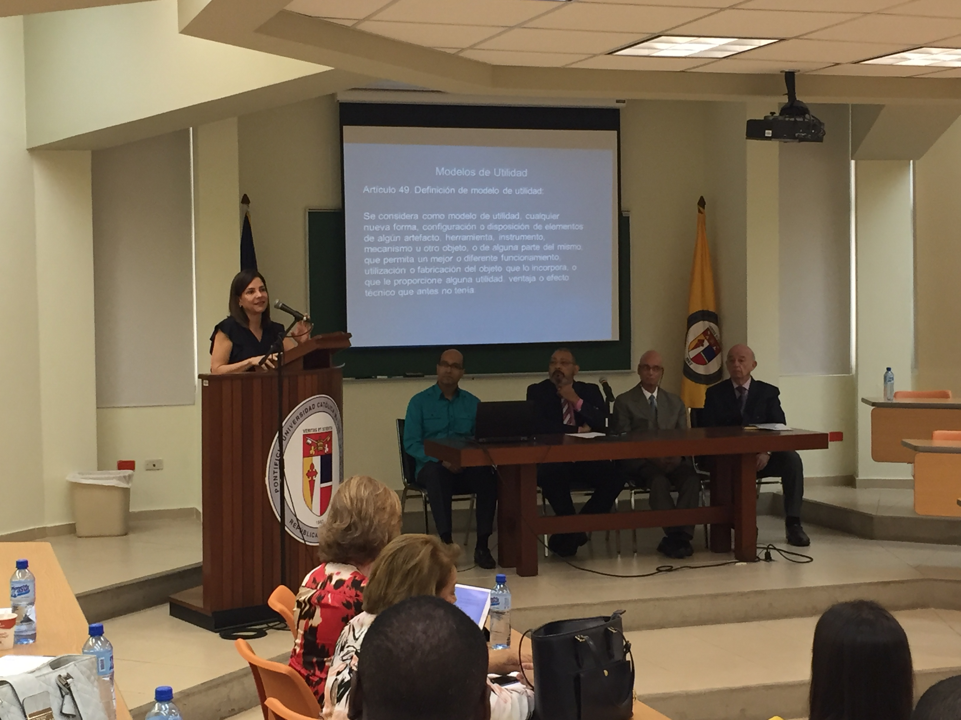 The Course of Intellectual Property for Judges and Prosecutors in the Dominican Republic successfully concludes