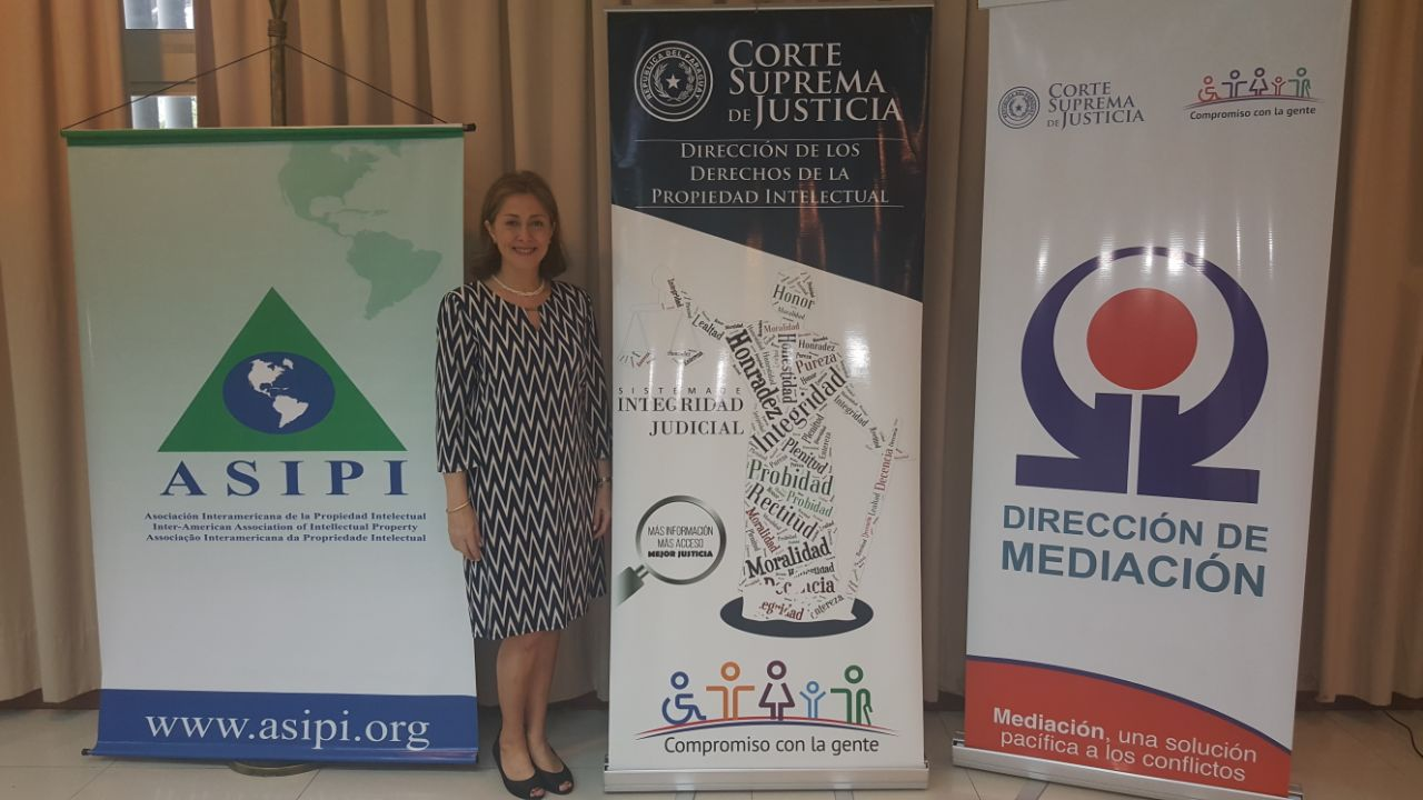 ASIPI celebrates International Mediation Seminar in Paraguay