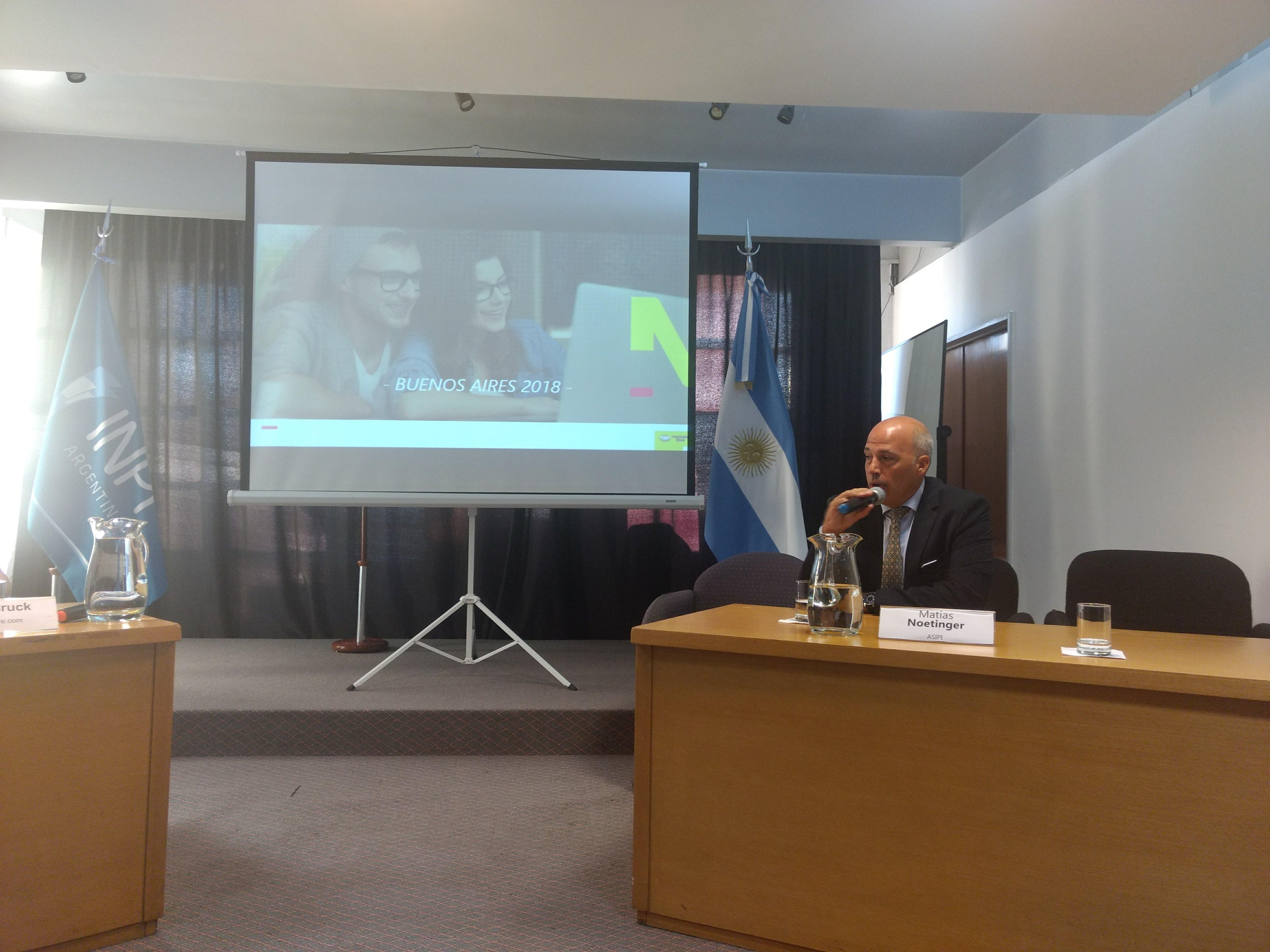 Evento sobre el Impact Study en Argentina