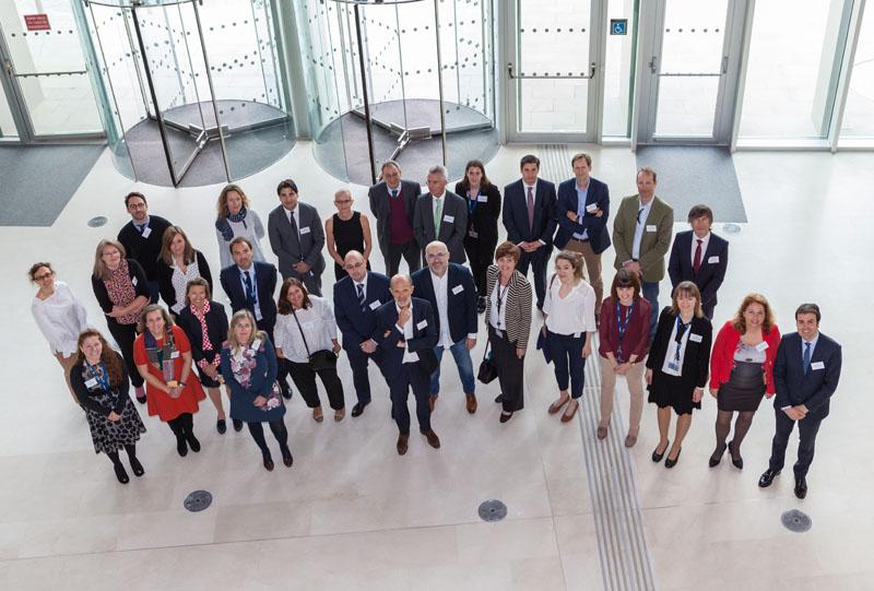 "ASIPI participa en la auditoría del ""Stakeholder Quality Assurance Panels (SQAP) de EUIPO"