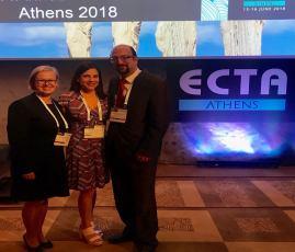 ASIPI asiste a la 37va Conferencia Anual de la ECTA