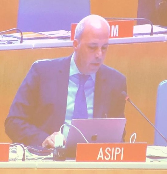 ASIPI presente en la Asamblea General de OMPI