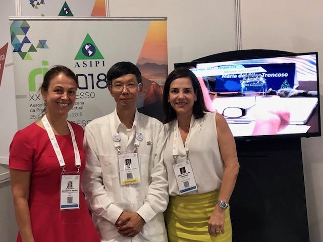 ASIPI participa en el Congreso Mundial de la AIPPI