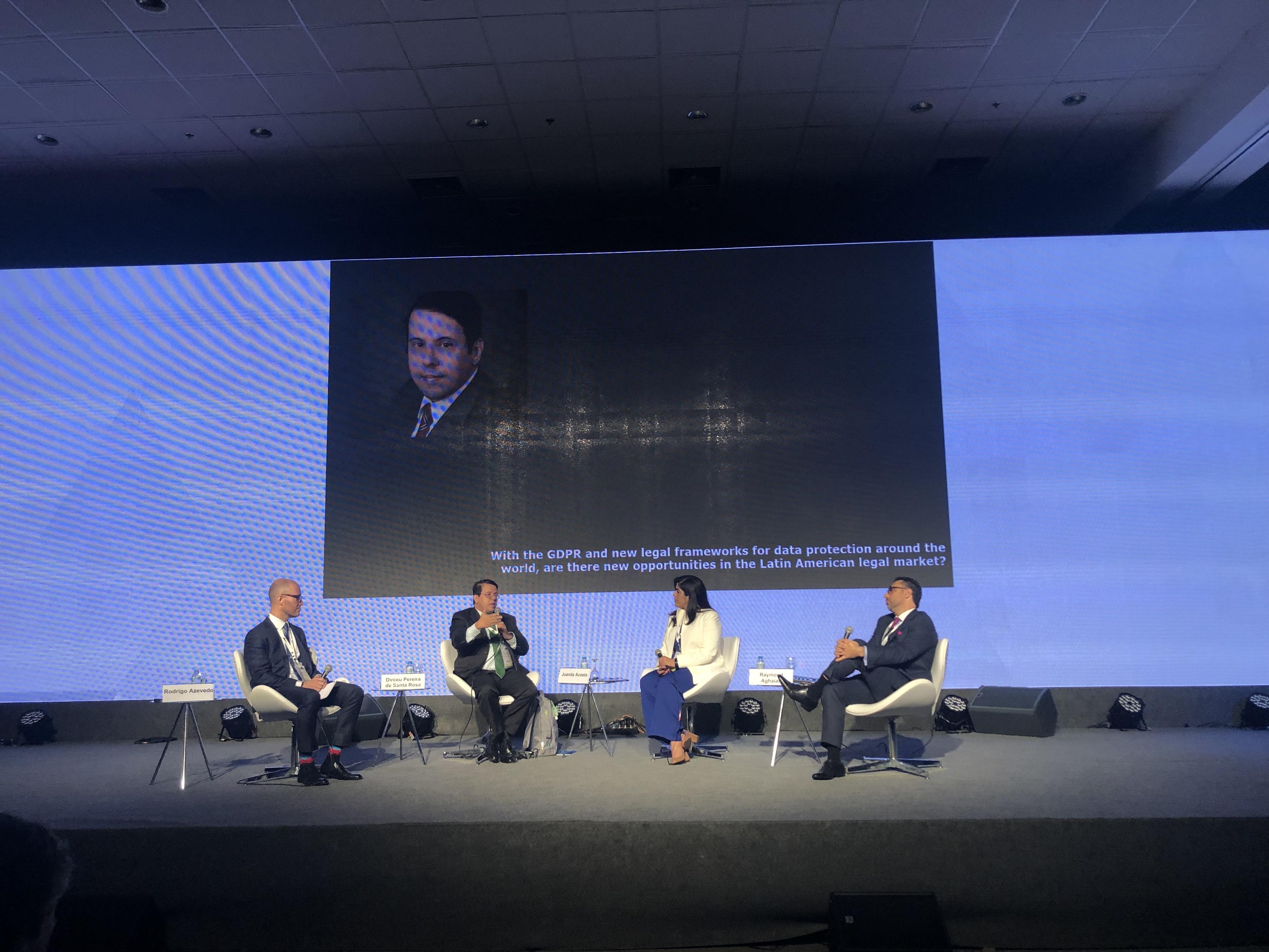 Ultimo día del Congreso ASIPI en Río