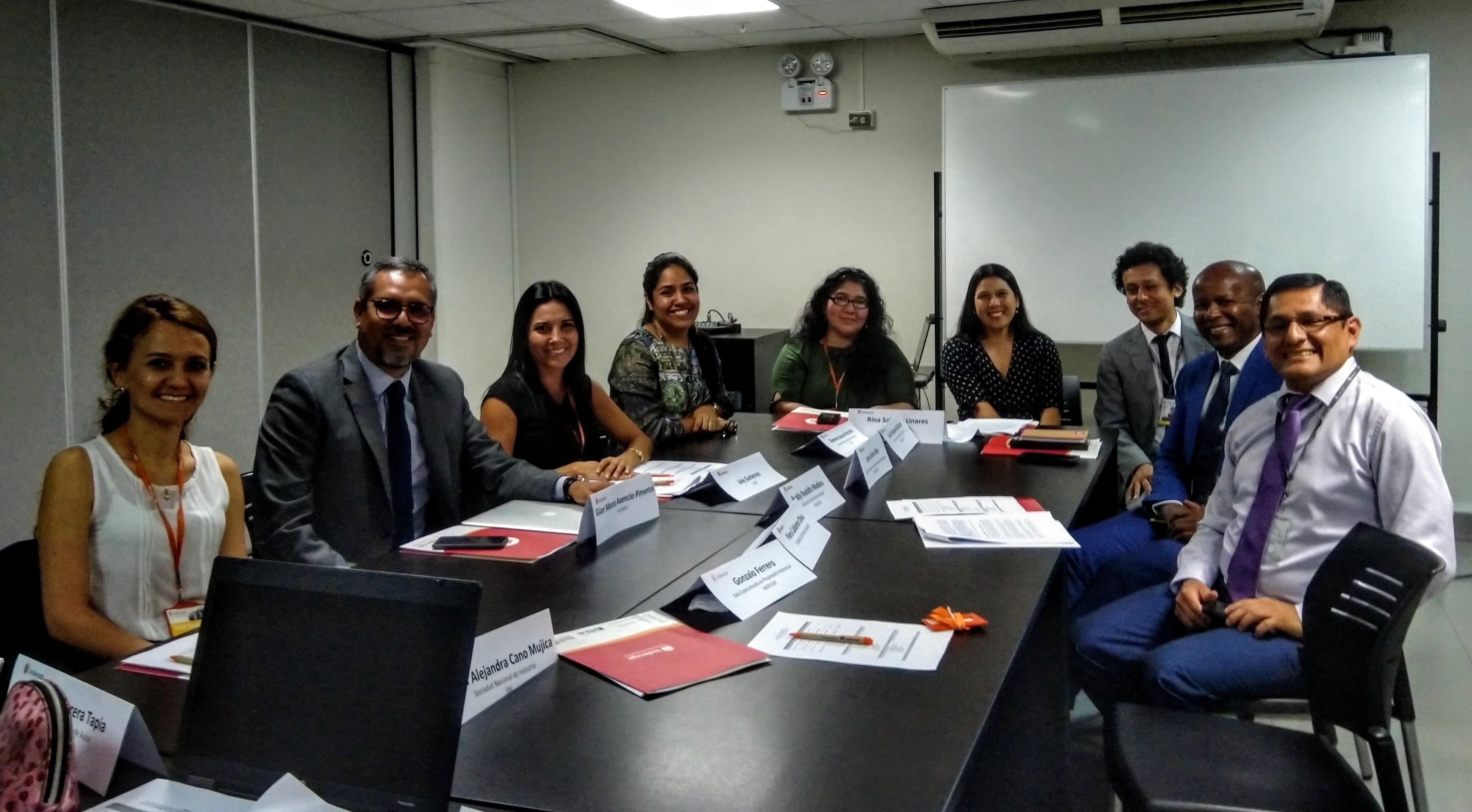 Peru: National Intellectual Property Policy