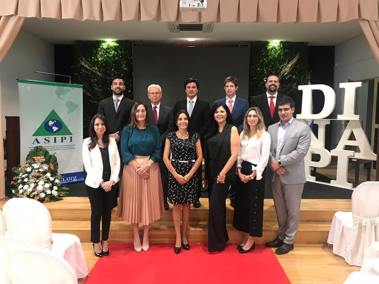 Conferencia ASIPI-DINAPI en Asunción