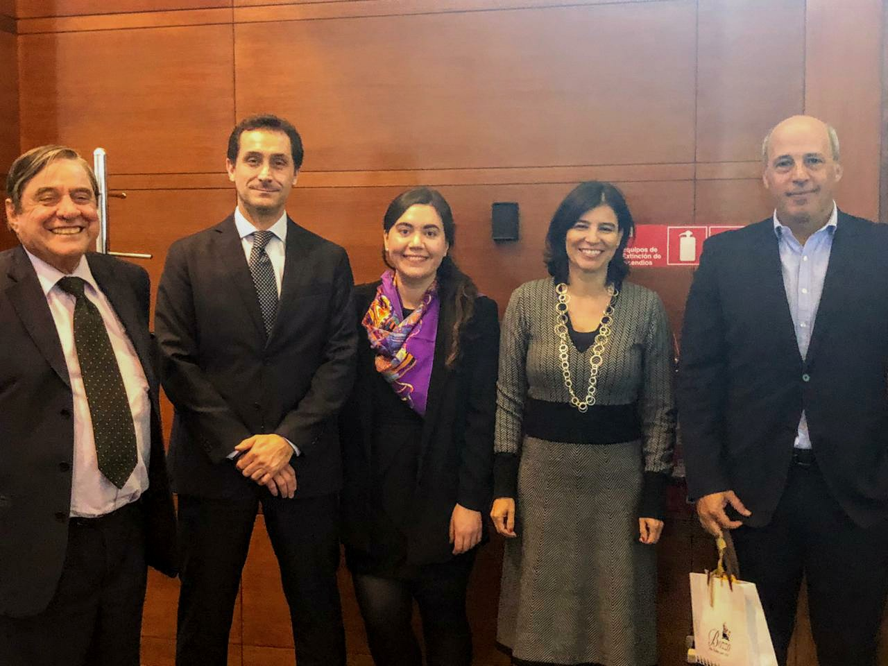 Round table in Chile on Trademark Revocation