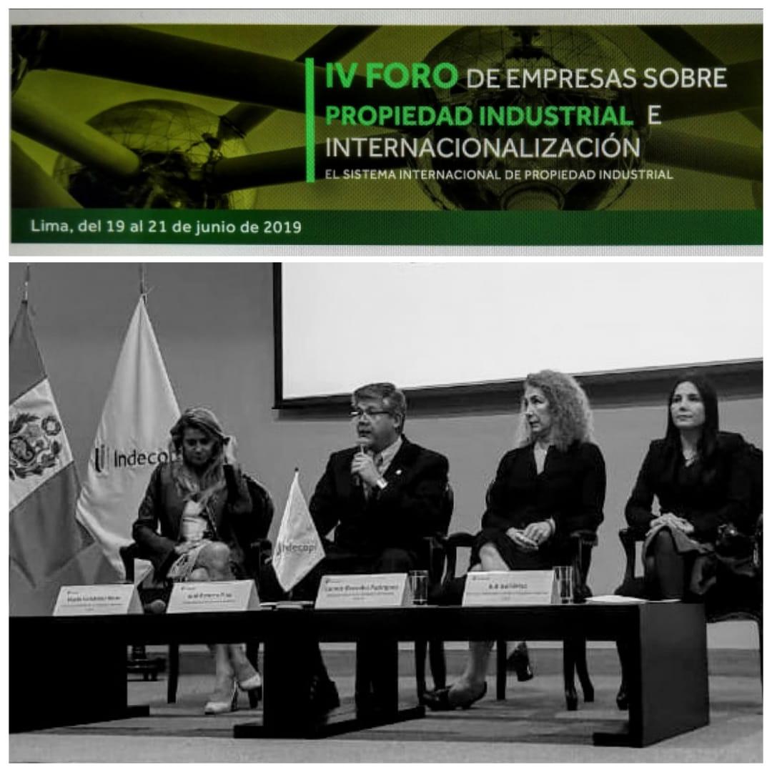 ASIPI en el IV Foro de Empresas Sobre Propiedad Industrial e Internacionalización